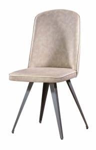 Καρέκλα Τορίνο metal