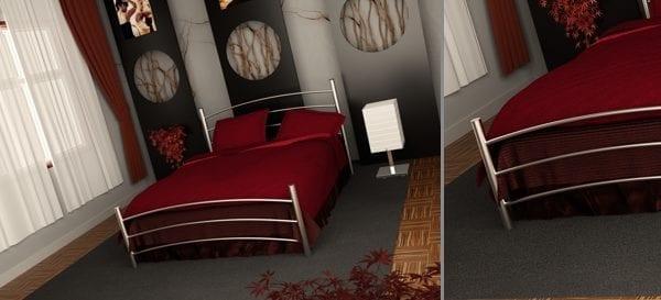 Μεταλλικό κρεβάτι 3