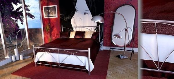 Μεταλλικό κρεβάτι 5