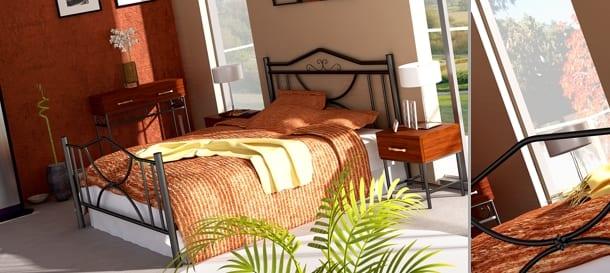 Μεταλλικό κρεβάτι 8