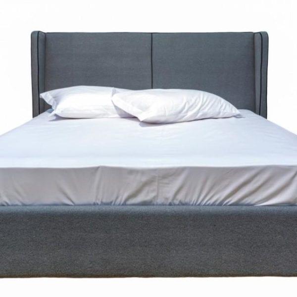 Ντυμένο κρεβάτι Andromeda