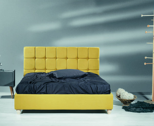 Ντυμένο κρεβάτι Atlantis
