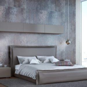 Ντυμένο κρεβάτι vestito