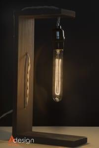 Ξύλινο φωτιστικό G