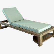 ξαπλώστρα ξύλινη 2