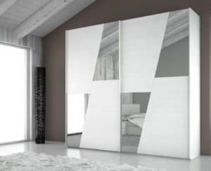 Η συρόμενη ντουλάπα 15, κατασκευάζεται σε όλα τα χρώματα και σε όλες τις διαστάσεις. Η κατασκευή γίνεται σύμφωνα με τα μέτρα του δωματίου σας, και τον διαθέσιμο χώρο σας.