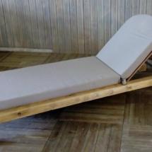 ξαπλώστρα ξύλινη 16