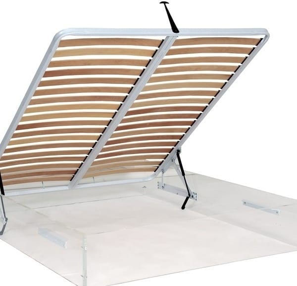 Σετ διπλού τελάρου με μηχανισμό ανύψωσης κρεβατιού